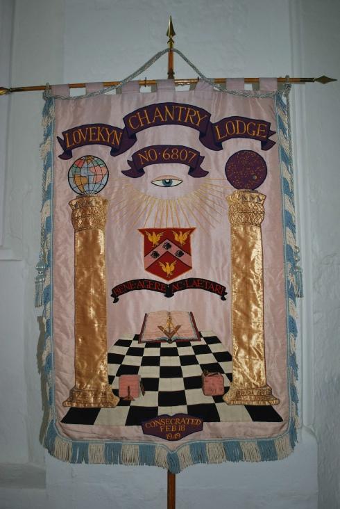 Lovekyn Chantry Lodge banner